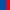 Royal Blue / Red - RBRD