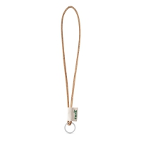 Lanyard CORK Long Slim  - Ref. P75010