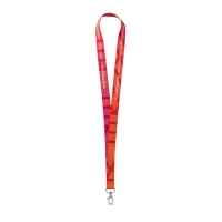 Lanyard SUBLIMATION Duo  - Ref. P75035