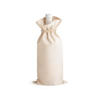 Bolsa para botella 100% algodón JEROME producto amigo del ambiente - Ref. P92883