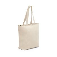 Bolsa de algodón 100% con cremallera HACKNEY 100% algodón - Ref. P92926
