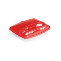 Caja hermética MATTIE apropiado para comida - Ref. P93857