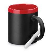 Mug CHALKIE apropiado para comida - Ref. P93957
