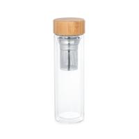 Botella con infusores de 490 ml MAKAROVA apropiado para comida - Ref. P94765