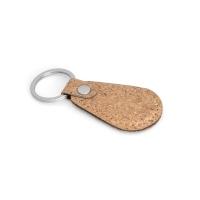Llavero de corcho MILLAU producto amigo del ambiente - Ref. P95051