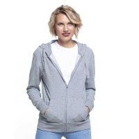Sudaderas LADY FULL ZIP HOODED SWEATSHIRT - Ref. HSWULHOOD
