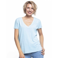 Camisetas MUJER CUELLO PICO TENERIFE - Ref. HTSULTNRF