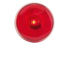 CLIP REFLECTANTE 1 LED. PILAS BOTÓN INCLUIDAS FLASH - Ref. M3025