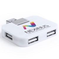 PUERTO USB 4 PUERTOS. USB 2.0 GLORIK - Ref. M5577