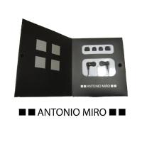 AURICULARES CONEXIÓN JACK 3,5 MM ROLDER ANTONIO MIRÓ - Ref. M7016