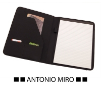 CARPETA BLOC 20 HOJAS MUKAUL ANTONIO MIRÓ - Ref. M7128