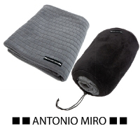 MANTA ANTI-PILLING NEPTUN ANTONIO MIRÓ - Ref. M7134