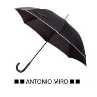 PARAGUAS AUTOMÁTICO. MANGO POLIPIEL ROYAL ANTONIO MIRÓ - Ref. M7157