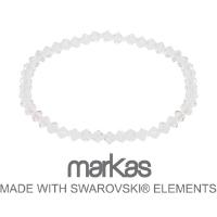 PULSERA AJUSTABLE COTLA MARKAS SWAROVSKI - Ref. M7199