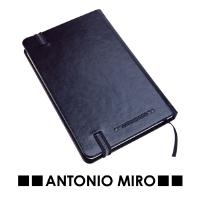 BLOC NOTAS PORTADA RÍGIDA. 100 HOJAS SANFER ANTONIO MIRÓ - Ref. M7239