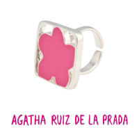 ANILLO AJUSTABLE DONIX AGATHA RUIZ DE LA PRADA - Ref. M7270