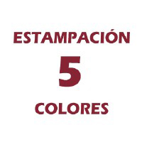 ESTAMPACIÓN 5ES - Ref. E5