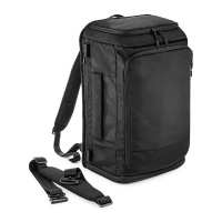 Mochila - Bandolera Pitch Black 72 Horas - Ref. F00830