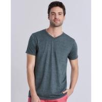 Camiseta Softstyle® cuello V hombre - Ref. F10809