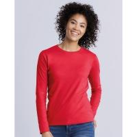 Camiseta manga larga mujer - Ref. F12809