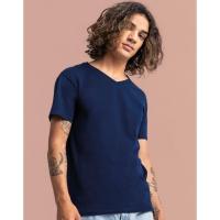 Camiseta Iconic cuello V 150 hombre  - Ref. F14501