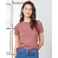 Camiseta Relaxed manga corta mujer  - Ref. F19406