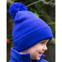 Gorro con pompón niño - Ref. F30133