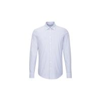 Camisa ajustada y abotonada Business - Ref. F73220