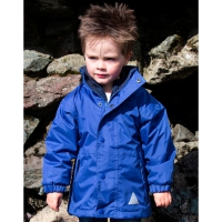 Chaqueta polar reversible niño - Ref. F86033