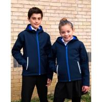 Softshell con capucha Tx niño - Ref. F88033