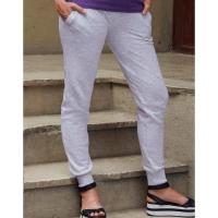 Pantalón Ligero con bajo elástico - Ref. F90001