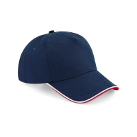 Gorra Authentic Piped Peak 5 paneles  - Ref. F92869