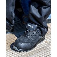 Zpatos de seguridad negras - Ref. F93733