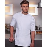 Camisa de Chef Manga corta Shirt Basic - Ref. F99867