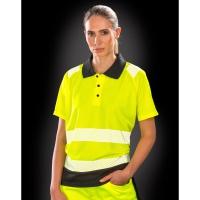 Polo camisa de seguridad reciclada - Ref. F50233