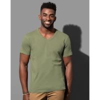 Camiseta Ben cuello V hombre - Ref. F14905