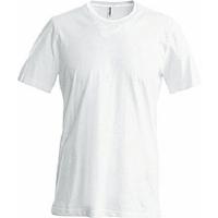 Camiseta Hombre manga corta White - Ref. CK356W