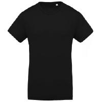 Camiseta Organica Cuello Redondo - Ref. CK371