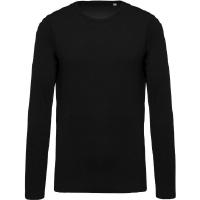 Camiseta Organica Cuello Redondo M/Larga - Ref. CK372
