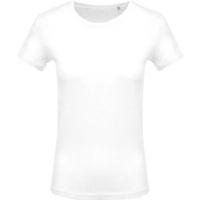Camiseta M/Corta Mujer White - Ref. CK389W