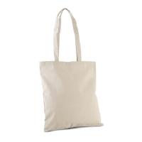 Bolsa Shopper gruesa canvas Algodón Orgánico Natural - Ref. CKI0262NA