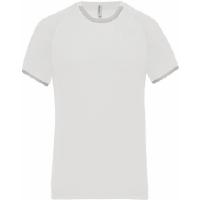 Camiseta Perfomance White - Ref. CKPA406W