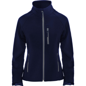 CHAQUETA SOFT SHELL ANTARTIDA MUJER - Ref. S6433