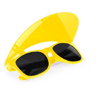 GAFAS SOL CON VISERA PROTECCIÓN UV400 GALVIS - Ref. M4803