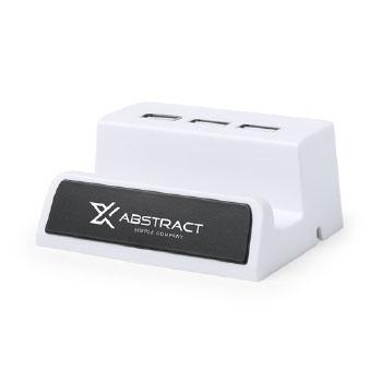 PUERTO USB 1 LED. 3 PUERTOS. USB 2.0 DELAWER - Ref. M5993