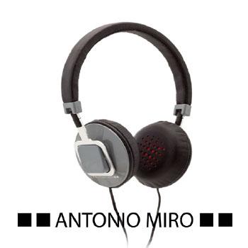 AURICULARES CONEXIÓN JACK 3,5 MM KELSI ANTONIO MIRÓ - Ref. M7011