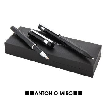 SET BOLÍGRAFO Y ROLLER METÁLICO WORDEN ANTONIO MIRÓ - Ref. M7293