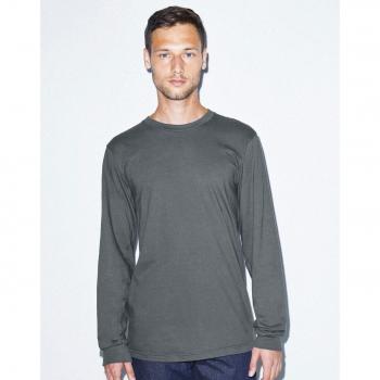 Camiseta Fine manga larga unisex  - Ref. F14407