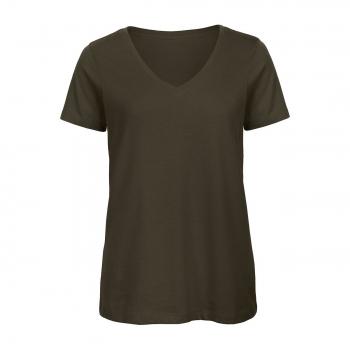 8a22f0de1b Camiseta orgánica Inspire V women T-Shirt - F18242 - Red-Ness CAMISETAS