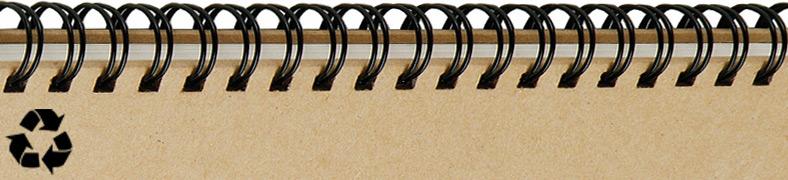 Libretas carpetas ecológicas